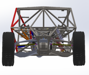 R2F 4X4 3D MODEL