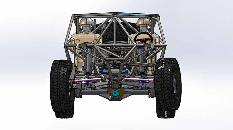 R2F front view