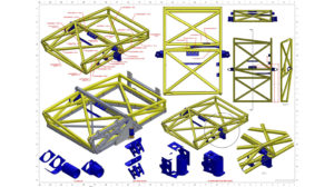FRAME TOOL-BACK-ASSEM-R0-WORKING DRAWINGS