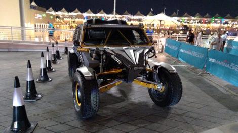 ABO DHABI F1 RACE 2