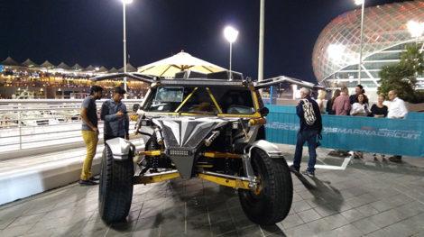 ABO DHABI F1 RACE 1
