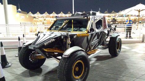 ABO DHABI F1 RACE 5