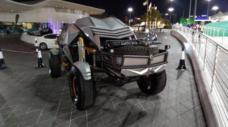 ABO DHABI F1 RACE 7