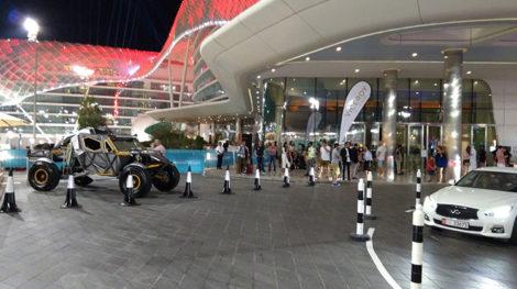 ABO DHABI F1 RACE 8