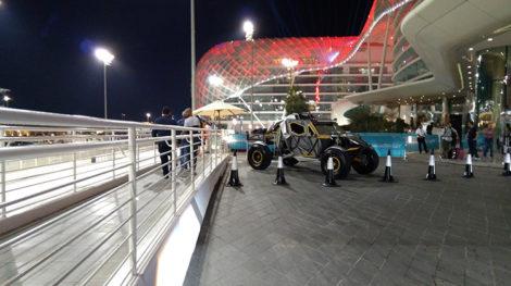 ABO DHABI F1 RACE 9