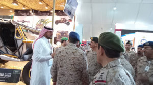 AFED Saudi military expo 05